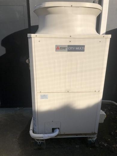 Climatisation DRV 2 tubes MITSUBISHI