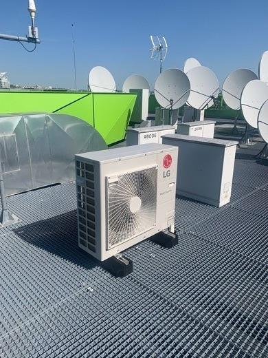 Installation climatisation salle serveur à Lyon